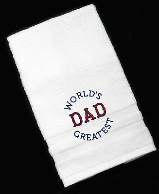 CUSTOM PERSONALIZE JEEP CAR AUTO EMBROIDERED GYM  BATH TOWEL