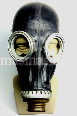 Large size 3 Soviet russian gas mask GP-5 black gas mask large size GP-5 3