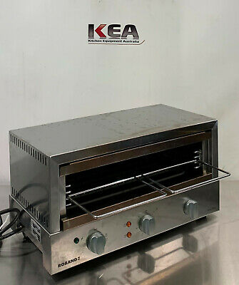 USED Roband 8 Capacity Grill Max Toaster - Model:  GMW815E