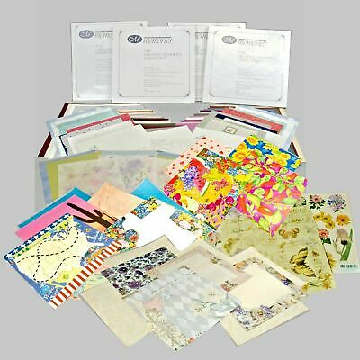 Creative Memories 2 Sets Scrapbook Refill Pages Page Protectors 88 Sheets Paper
