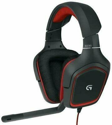 Logitech 981-000541 G230 Stereo Gaming Headset with Mic - BRAND NEW