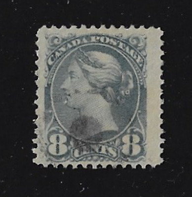 Canada Stamps — 1888-93, Small Queen issues, Queen Victoria 8ȼ #44 — Lot 20650