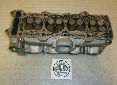 2007 07 Suzuki Gsxr 750 Engine Cylinder Head Top Engine