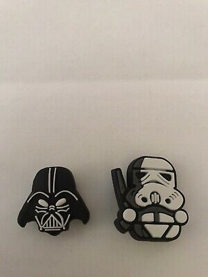 Star Wars Jibbitz Crocs Clog Charms Bracelet Lot