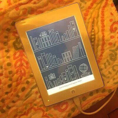 barnes noble nook glowlight plus