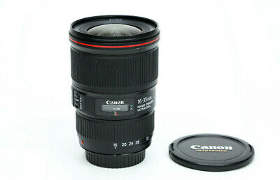 Canon EF 16-35mm f/4 L IS USM Lens - Great Condition!