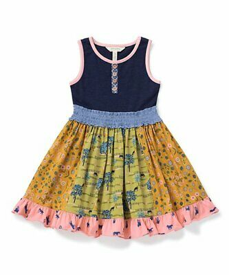 Nwt Matilda Jane Joanna Gaines Dress Size 14 Tween Girls Spring Summer Easter