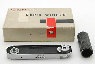 BOX CANON RAPID WINDER from JAPAN #1495