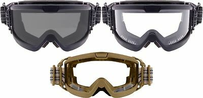 Over The Glasses UV 400 Military Tactical Ballistic Goggles 10732 Rothco
