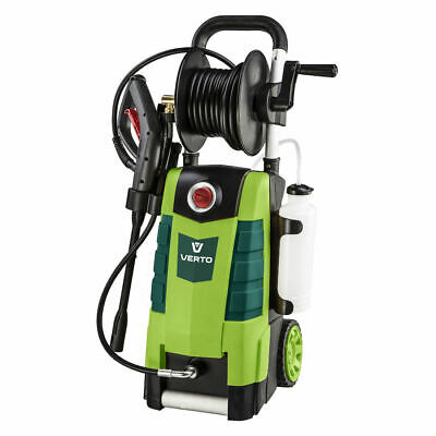High Pressure Cleaner 2000W with Hose Reel Patio Cleaner Surface Cleaner