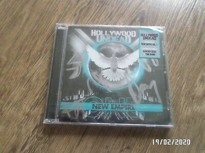 Hollywood Undead New Empire Vol One - SIGNED