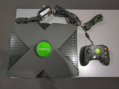 Xbox Console Original Release Japan Version Excellent Condition Ship Worldwide