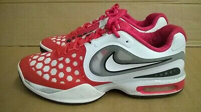 Men's Nike Air Max Courtballestic 4.3 Tennis Trainers- Uk Size 9.5 -Good Cond