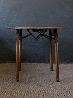 Arts and craft occasional small table 1920-1930