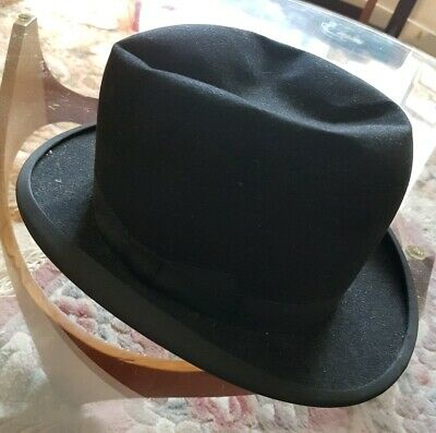 Vintage Woodrow 46 Piccadilly London by R.Coney Bowler Hat