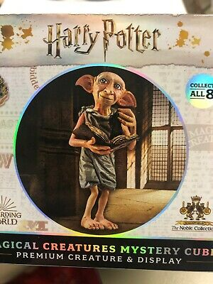 Doby Harry Potter Magical Creatures Mystery Cube Noble Collection