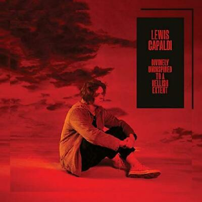 Lewis Capaldi - Divinely Uninspired to a Hellish Extent - New CD Album