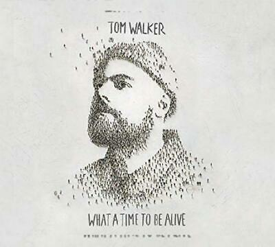 What a Time to Be Alive - Tom Walker (Album) [CD]