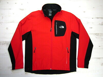 The North Face McKinley Apex Softshell Men's Jacket S RRP £150 Red