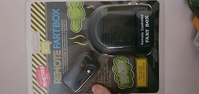 Remote Controlled Electronic Fart Machine Box Farting