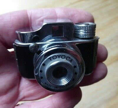 Toyoca  Subminiature camera spy camera.