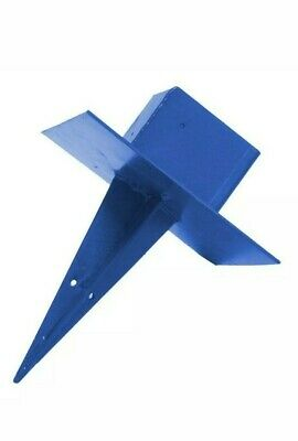 Steel Pole Anchor Powder-coated Steel For use with Werner Pump Jack SPJ-PA-4