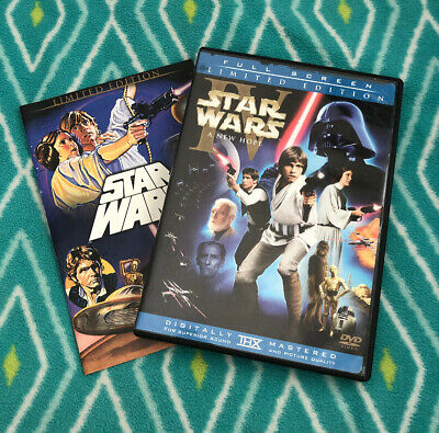 Star Wars Episode IV: A New Hope [Limited Edition] Full Screen