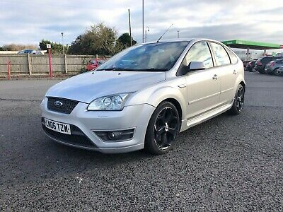 Ford Focus ST-2 2006 Petrol, March 2021 MOT! (LOW RESERVE AUCTION)