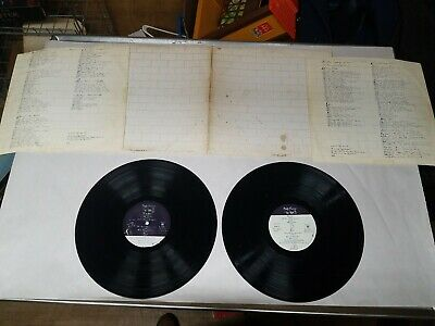 pink floyd the wall vinyl 1979