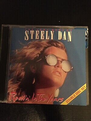Steely Dan Reelin' In The Years The Best Of Used 18 Track Greatest Hits Cd Pop