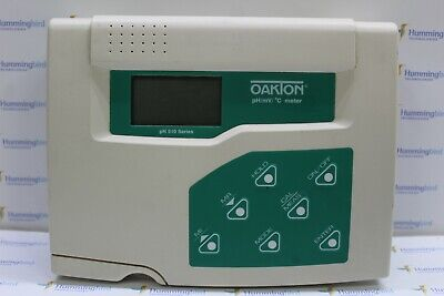 Oakton Ph 510 Series Ph/Mv/C Meter