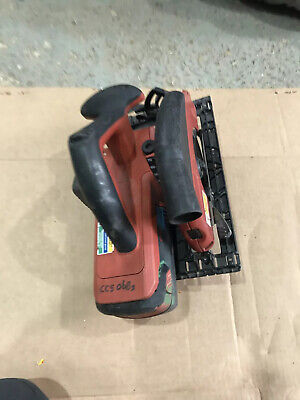 HILTI WSC 70-A36 CIRCULAR SAW 36V Body And Batteri Only (V)