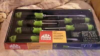 MAC Tools 6pc Combination screwdriver set SDB6CG
