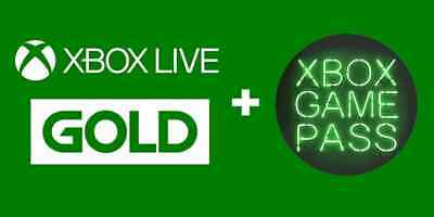 Xbox Live Gold 14 Day Trial + Game Pass (Ultimate) Compatible For Both 360 / One