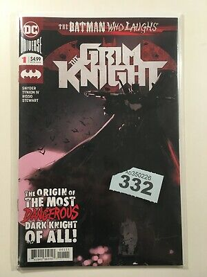 The Batman Who Laughs The Grim Knight Issue 1