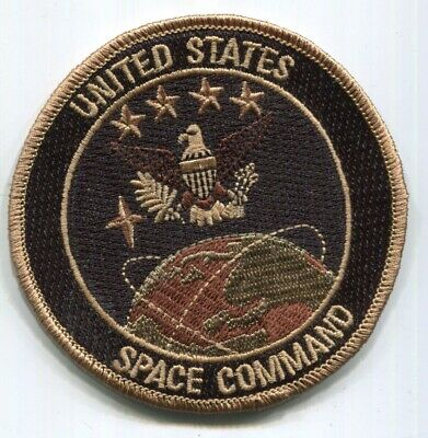 US SPACE FORCE PATCH 3.5 inch patch Hook back Embroidered Patch OCP