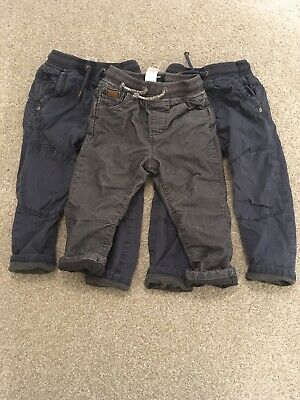 3 Pairs of Boys Trousers (next)