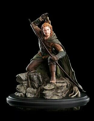 """1/6 Weta LOTR The Lord of the Rings : The Hobbit FARAMIR 11"""" Statue NEW #917"""