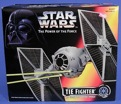 Kenner Star Wars Power Of The Force: Tie Fighter Vehicle Action Figure