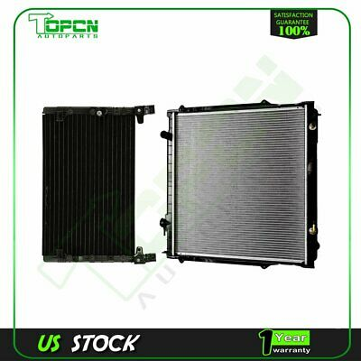 For 2001-2004 Toyota Tacoma 3.4L 3062 1755 AC Condenser&Radiator Assembly