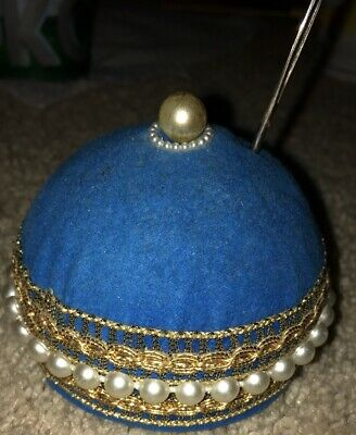 Vintage Victorian Pin Cushion