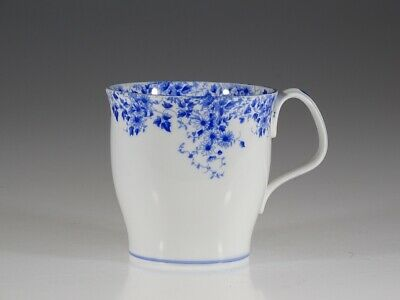 Royal Albert Dainty Blue Coffee Cup, England
