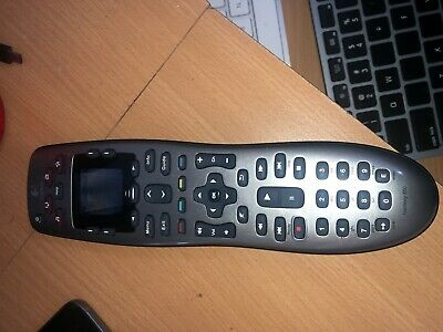 Logitech Harmony 600 universal Remote control - Tested, Working, Good Condition