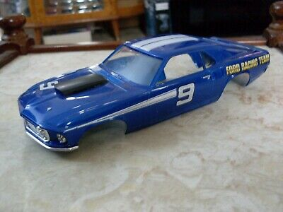 Mustang Fastback Painted 1/24.1/25 Body x 2