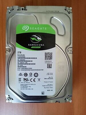 "2TB hard drive 3.5"" Seagate Barracuda ST2000DM006 7200 RPM 64MB cache SATA 6Gb/s"