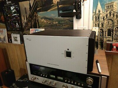 Muse model one hundred sixty SERIES II Power Amplifier  VGC - NEEDS REPAIR W/BOX