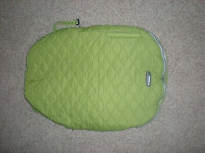 JJ Cole Car Seat Cover - Green