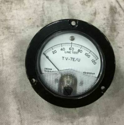 New in the box USA made vintage tv7 gm meter movement for tv7 tube testers