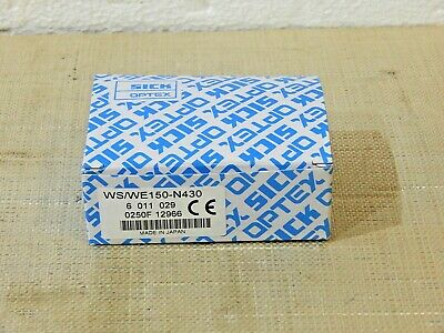 Sick  WS/WE150-N430  6011029 // 090F.15902 New