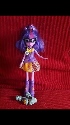 My Little Pony Equestria Girls Twilight Sparkle Doll. Pre loved